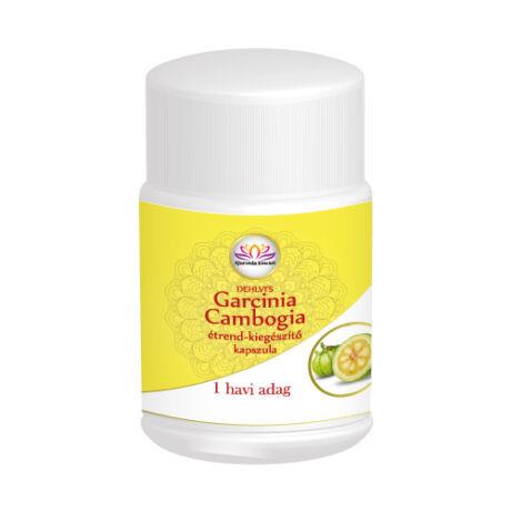 Garcinia Cambogia - zsírégető (HCA) 1 havi adag